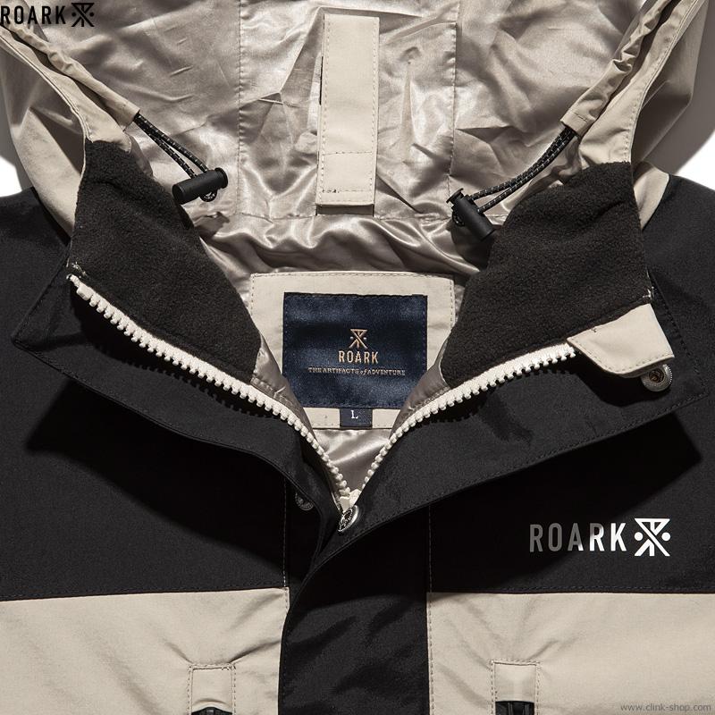ROARK REVIVAL - NEW TREKMAN JACKET (BEIGE)