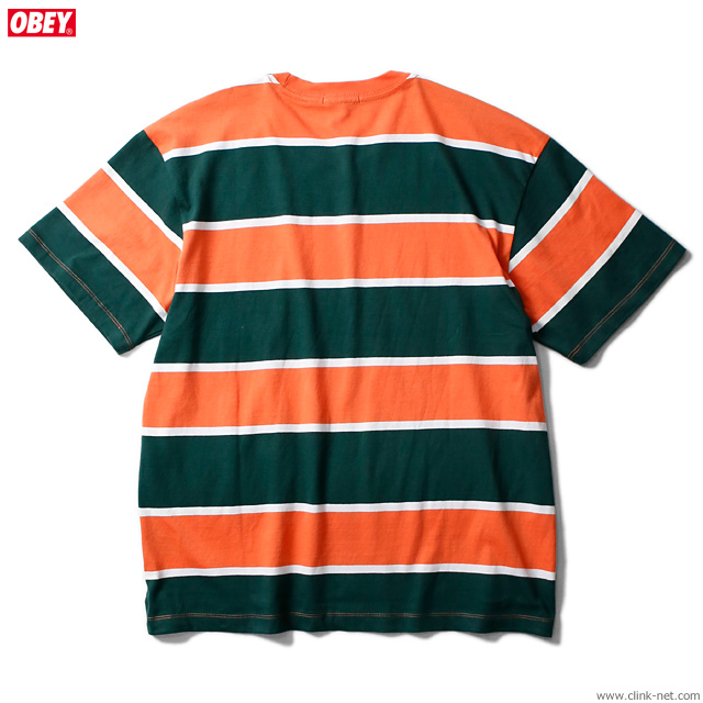 OBEY ACID CLASSIC TEE SS (EMBER MULTI)