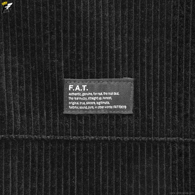 FAT HEVIROY (BLACK) [F32020-SH20]