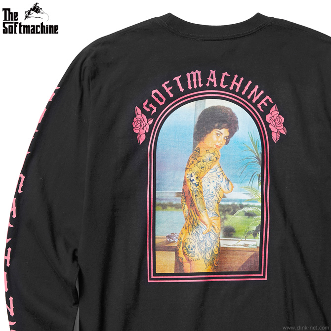 SOFTMACHINE CHOLA L/S (BLACK)