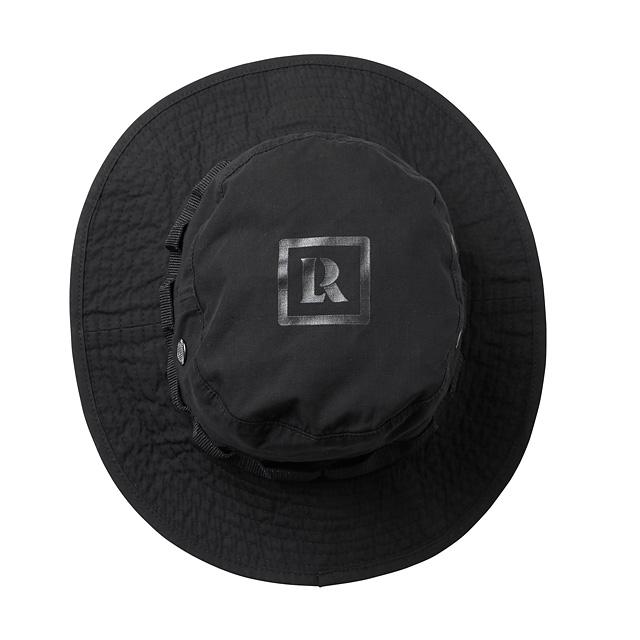 LIBERAIDERS LR JUNGLE HAT (BLACK) #71901