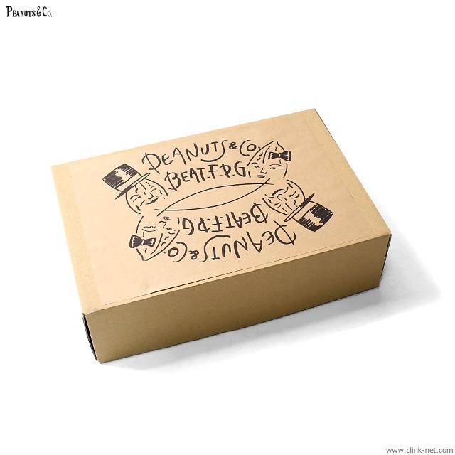 PEANUTS & CO. PECKEYMOUSE T-SHIRT BOX SET (BLACK)