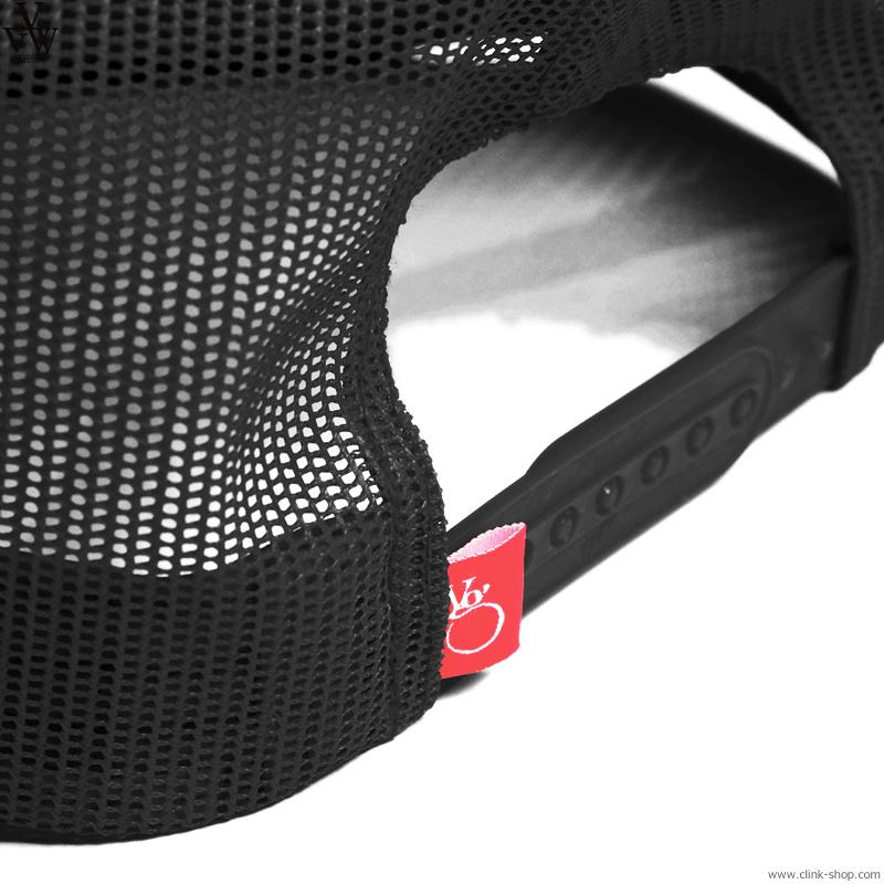 【予約/5月〜6月入荷予定】VIRGO CRUST CAP (BLACK) [VG-GD-659]