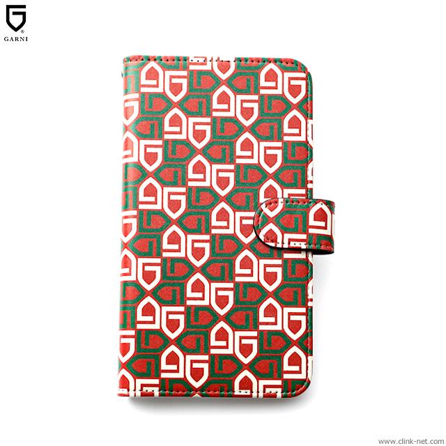 GARNI BICOLOR G.P SMARTPHONE CASE - RED [GZ19020]