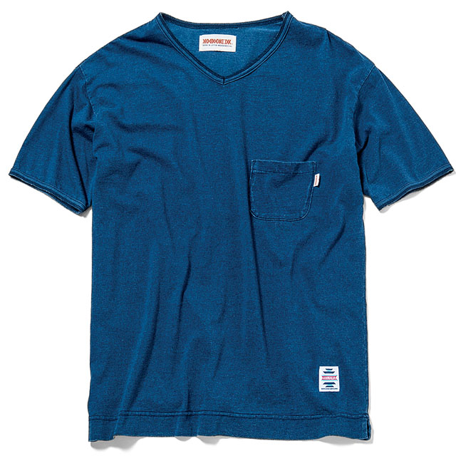 SALE 50%OFF ANIMALIA WATER FRONT-V Necked (L.BLUE) [AN17S-CS04]
