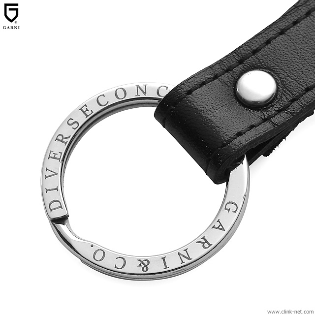 GARNI KEY RING STRAP - SILVER [GZ19025]