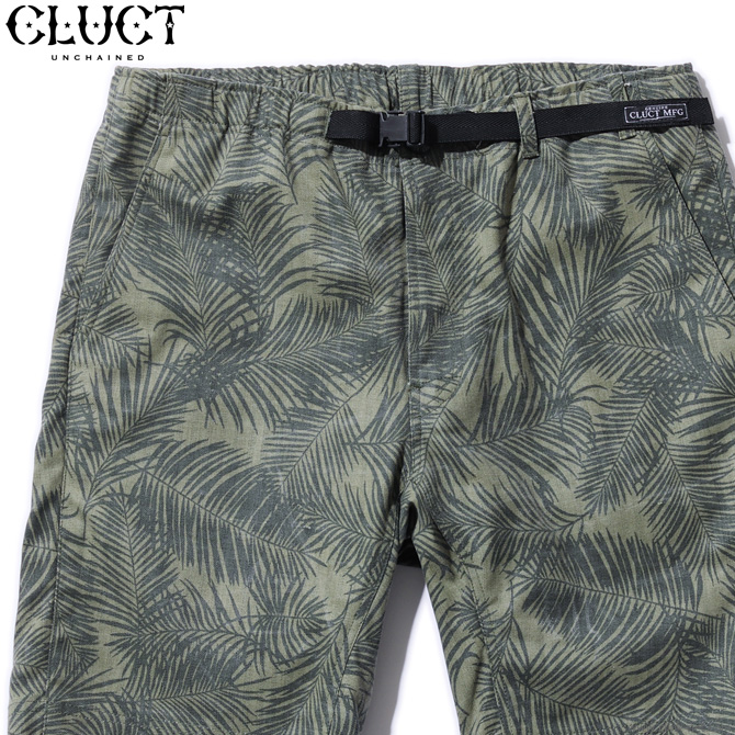 CLUCT TRUCK SHORT PANTS (GREEN) #02973
