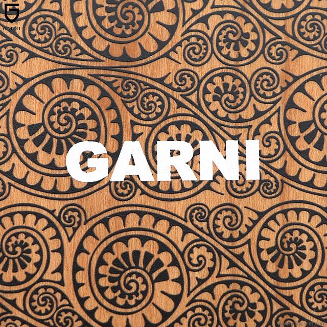 GARNI V.P WOOD iPhone CACE - S(iPhone 8 / 7 / 6) [GZ19041]