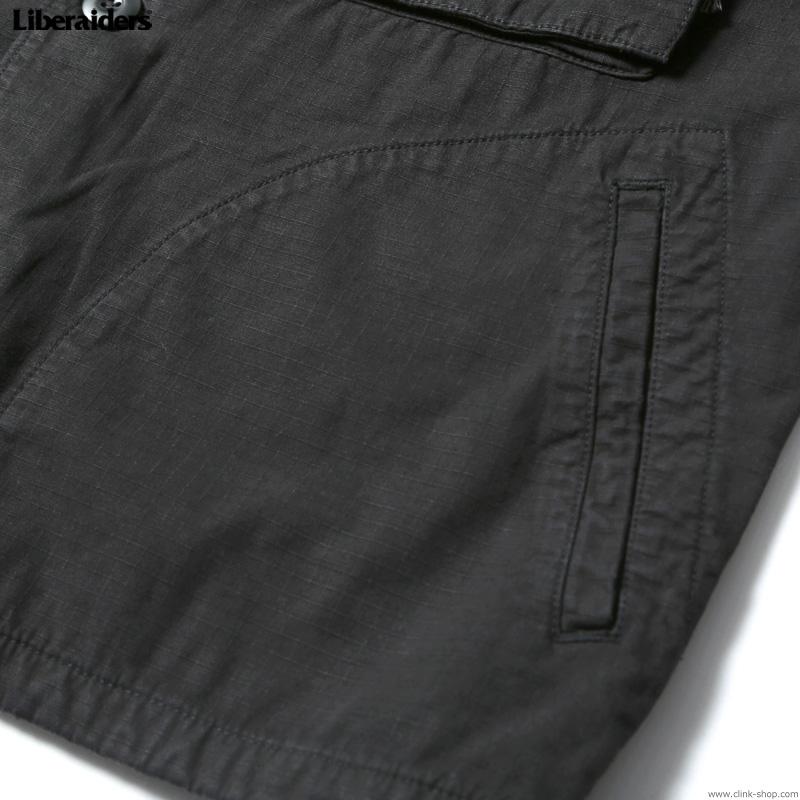 LIBERAIDERS PROPAGANDA BDU JACKET (BLACK) #75005