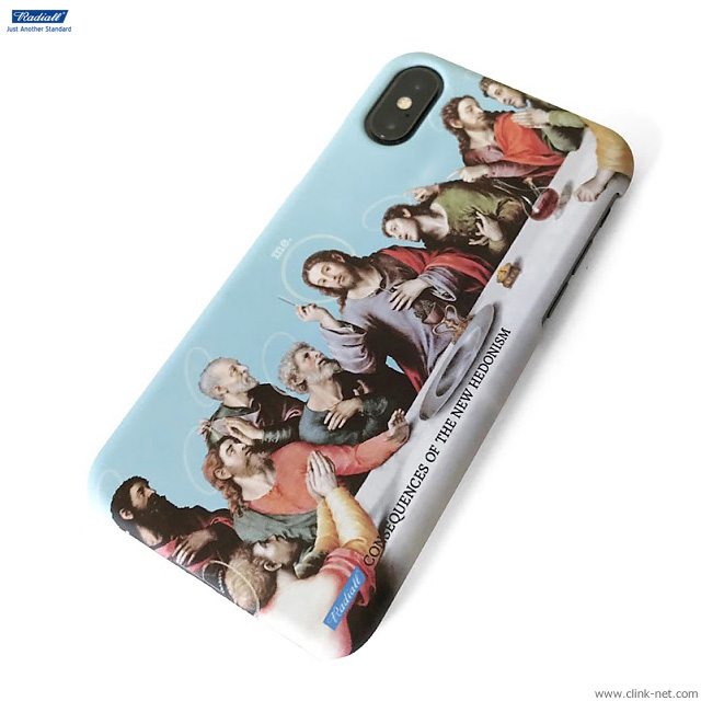 RADIALL HEDONISM - IPHONE CASE