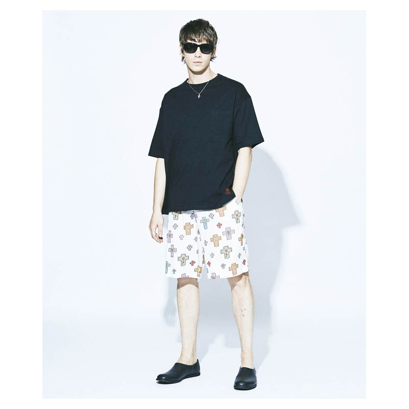 SALE 40%OFF 【メーカー直送】MSML EMBROIDERY BIG TEE [M11-02A1-TS01]