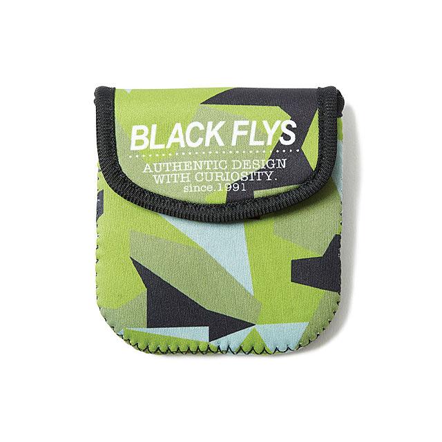 "ANIMALIA feat. BLACK FLYS ""FLY MEMPHIS FOLD"" (BLACK×SMOKE BLACK lens) [AN17U-AC05]"