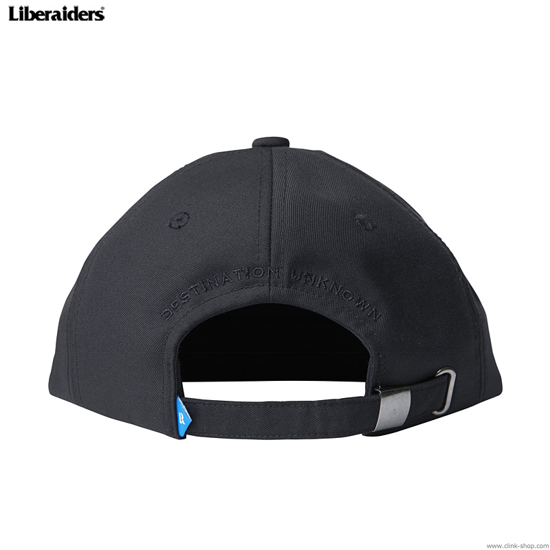 LIBERAIDERS OG LOGO CAP (BLACK) #75902