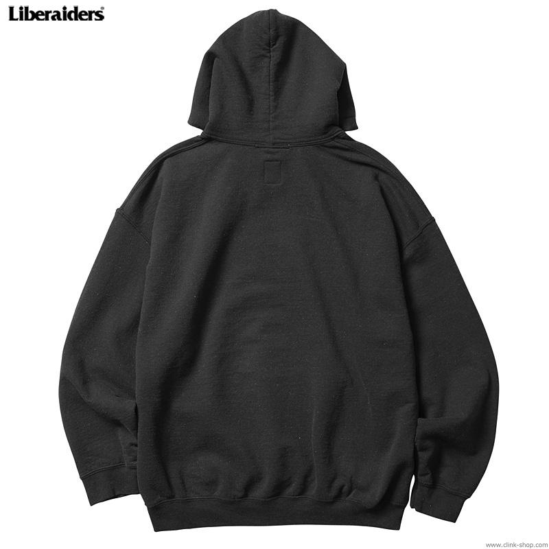 LIBERAIDERS WISDOM EYES PULLOVER HOODIE (BLACK) #74302