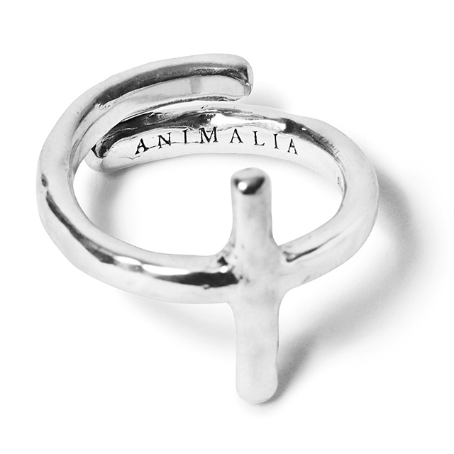 ANIMALIA One Nation-Ring-SILVER925 [AN17U-AC10]