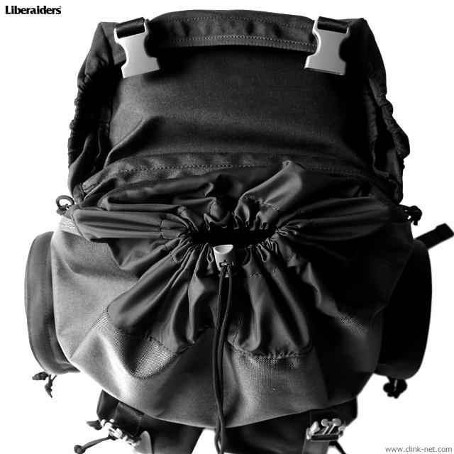 LIBERAIDERS TRAVELIN' SOLDIER BACKPACK (BLACK) #75904
