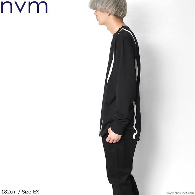 NVM LINED LCS (BLACK) [NVM17A-CS01]