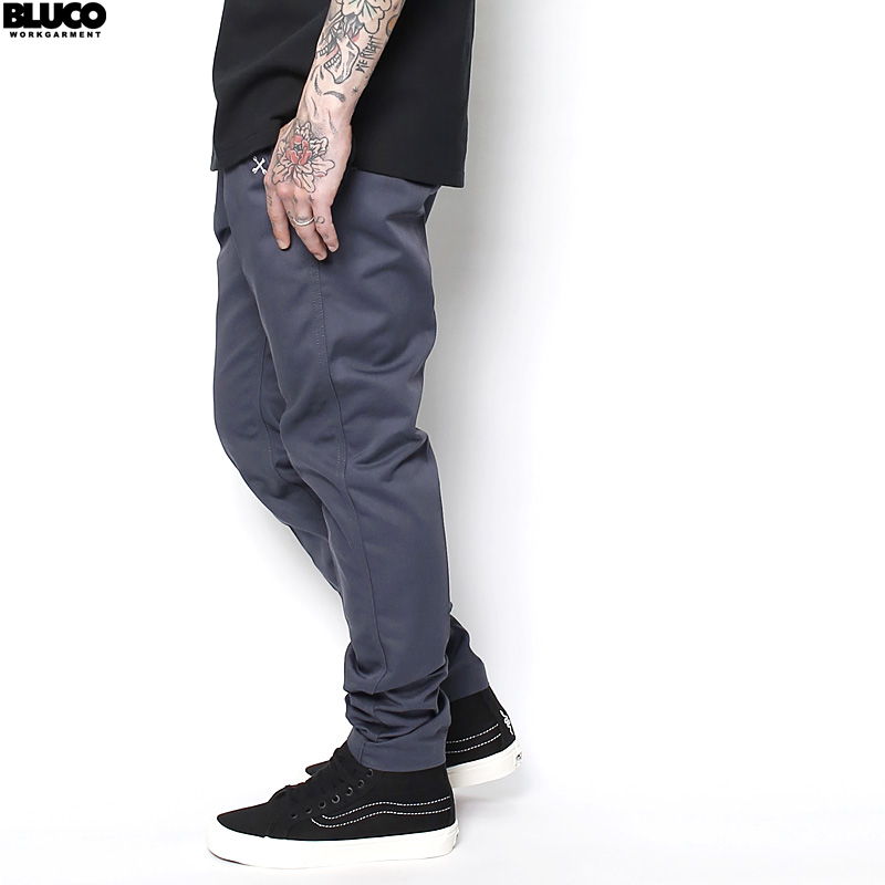 BLUCO KNICKERS WORK PANTS (AIR FORCE BLUE) [OL-062]
