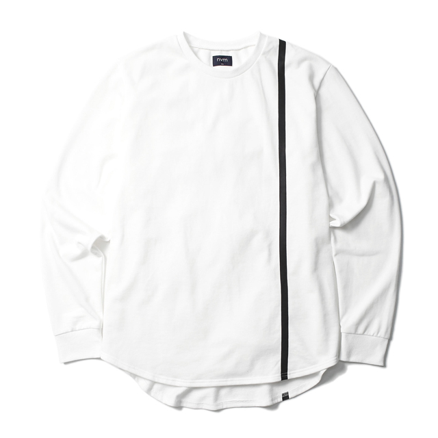 NVM LINED LCS (WHITE) [NVM17A-CS01]