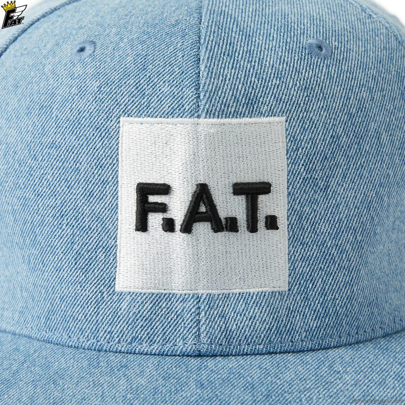 FAT DEESIX (BLUE) [F32110-CP04]