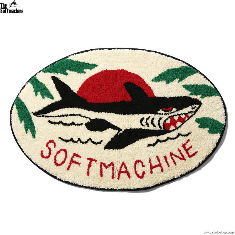 【追加予約/7月〜8月入荷予定】SOFTMACHINE JAWS RUG