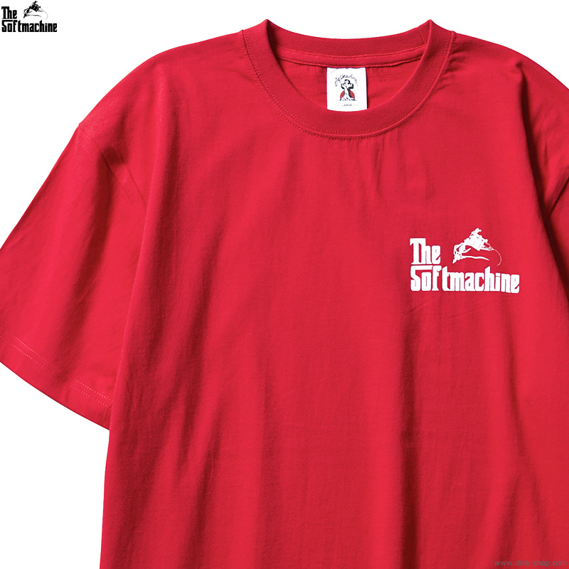 SOFTMACHINE EDUCATION-T (RED)