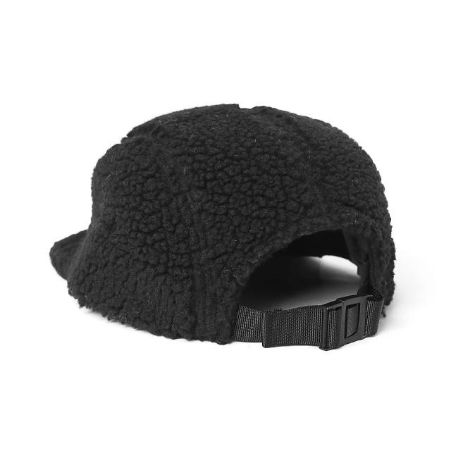 ANIMALIA Puffy Cap (BLACK) [AN18A-CP02]