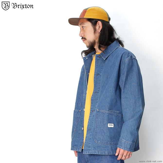 BRIXTON STOWELL 5 PANEL CAP (MULTI)