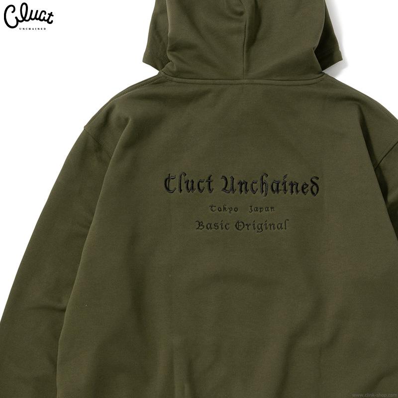 CLUCT CLT-EMB HD (ARMY) #04070