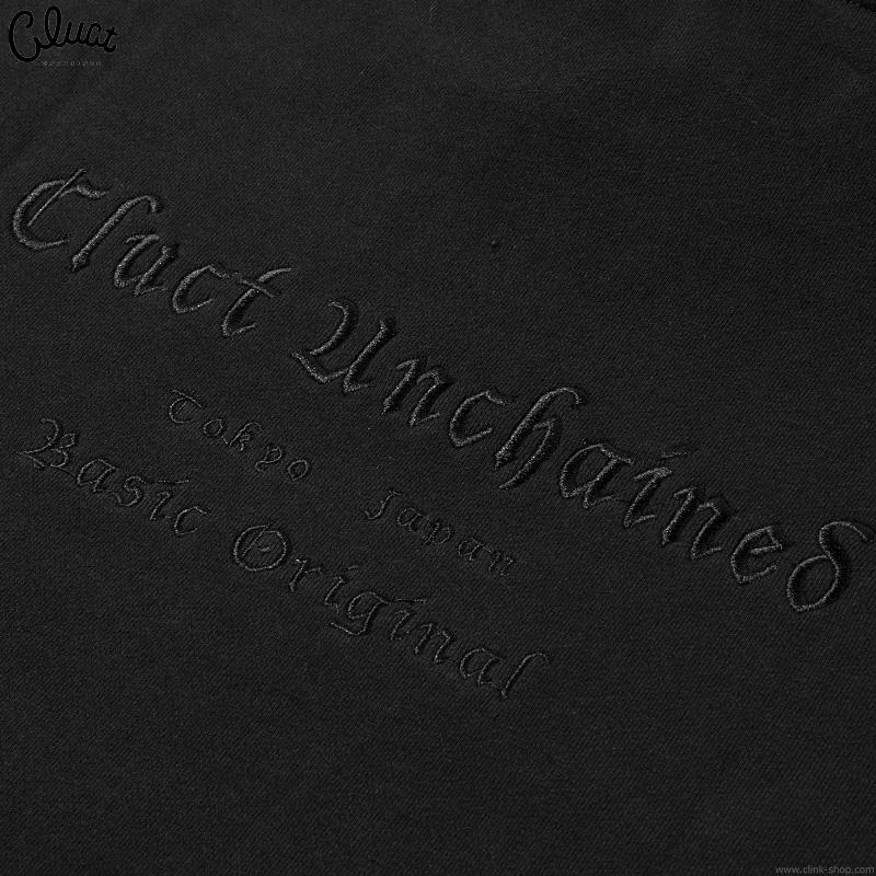 CLUCT CLT-EMB HD (BLACK) #04070