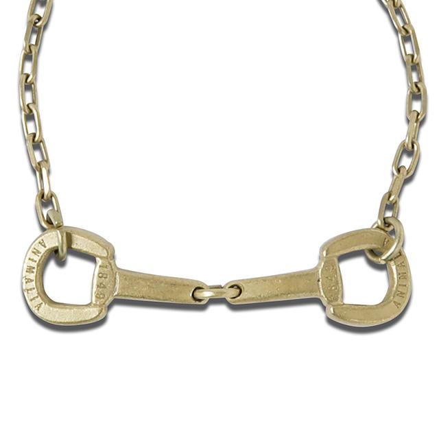 ANIMALIA HORSE BIT Bracelet [AN18S-AC08]