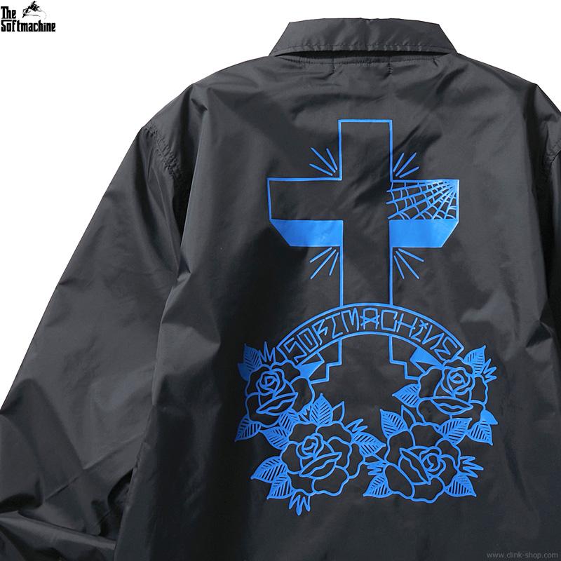 【追加予約/8月〜9月入荷予定】SOFTMACHINE PROMESA JK (BLACK)