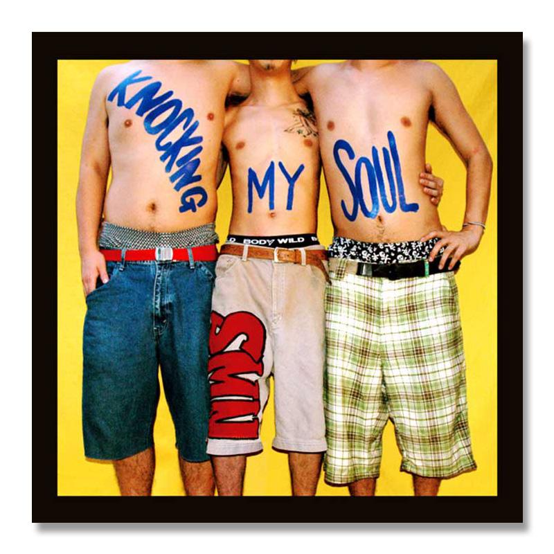 S.M.N. / Knocking My Soul [ZYCD-1001]
