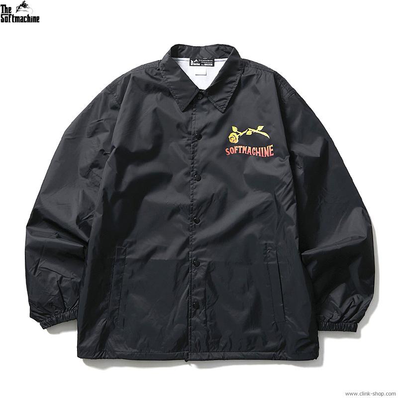 【追加予約/8月〜9月入荷予定】SOFTMACHINE ASDC JK (BLACK)