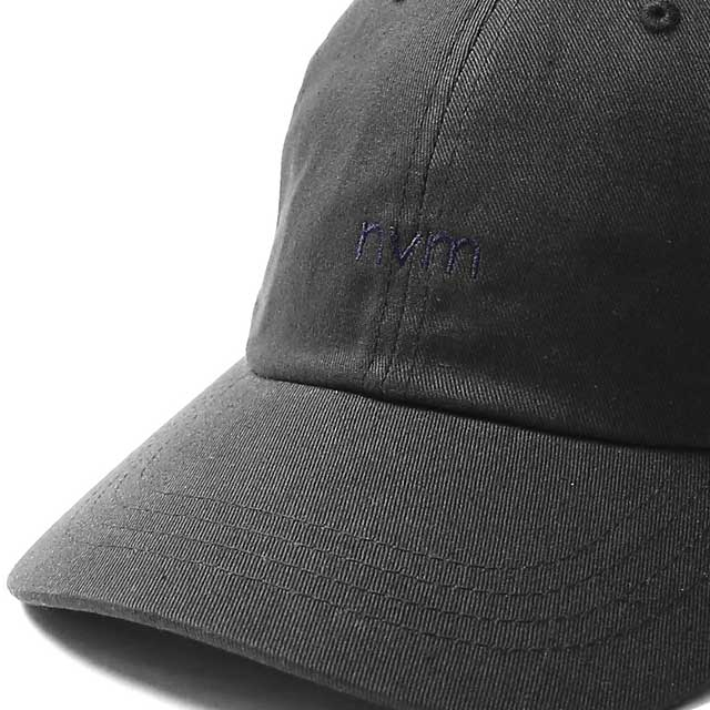 NVM LOGO CAP (BLACK) [NVM17S-CP02]
