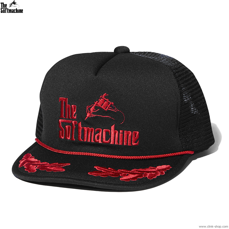 SOFTMACHINE GOD BS CAP (RED)