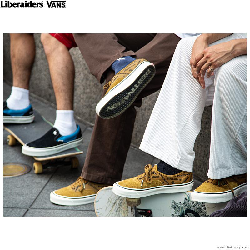 LIBERAIDERS×VANS AUTHENTIC 44 DX (COYOTE) #72902