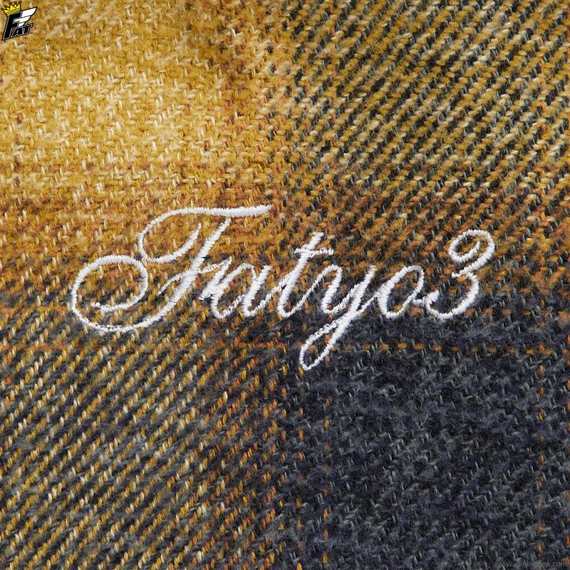 FAT BIGSHADOW (YELLOW) [F32120-SH06]