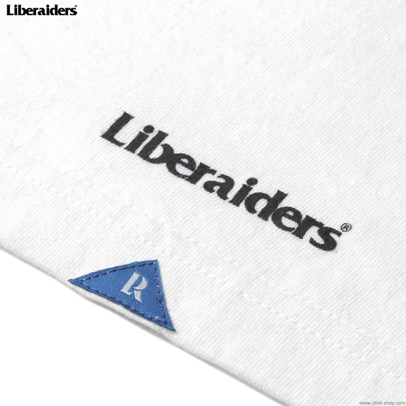 LIBERAIDERS FMJ003 TEE (WHITE) #76603