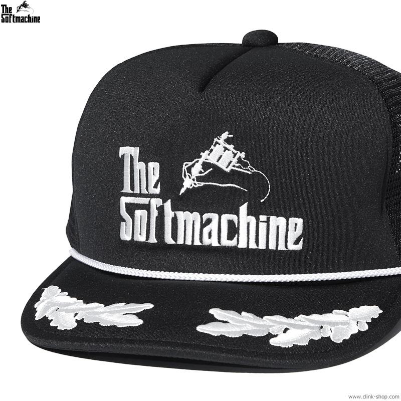 SOFTMACHINE GOD BS CAP (WHITE)