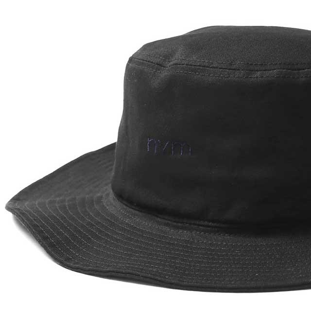 SALE 50%OFF NVM LOGO HAT (BLACK) [NVM17S-CP03]
