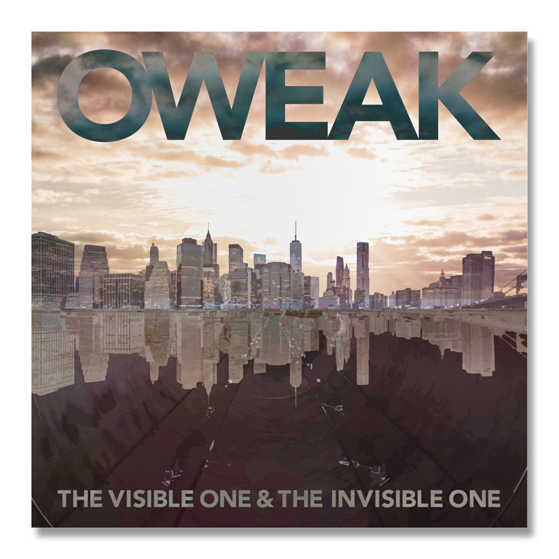 OWEAK / The Visible One & The Invisible One [CKCA-1069]