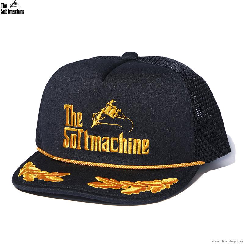 SOFTMACHINE GOD BS CAP (YELLOW)