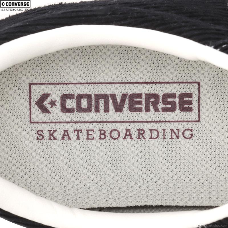 SALE 30%OFF CONVERSE SKATEBOARDING CX-PRO SK CD OX (BLACK)