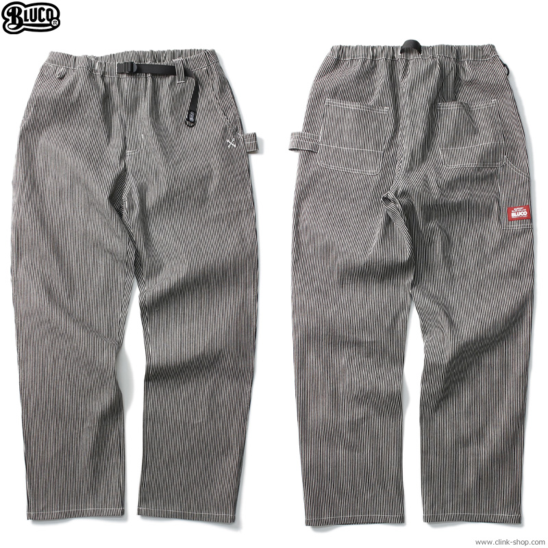 BLUCO STRETCH EASY PANTS (HICKORY) [OL-008D-021]