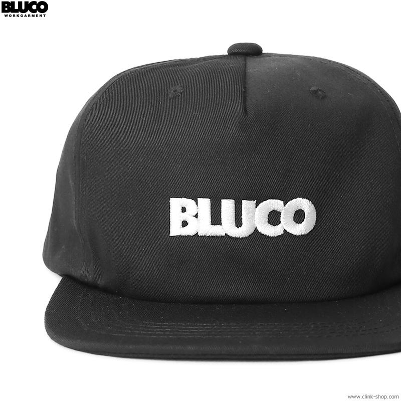 BLUCO FULL PANEL CAP -sams logo- (BLACK) [OL-213-021]