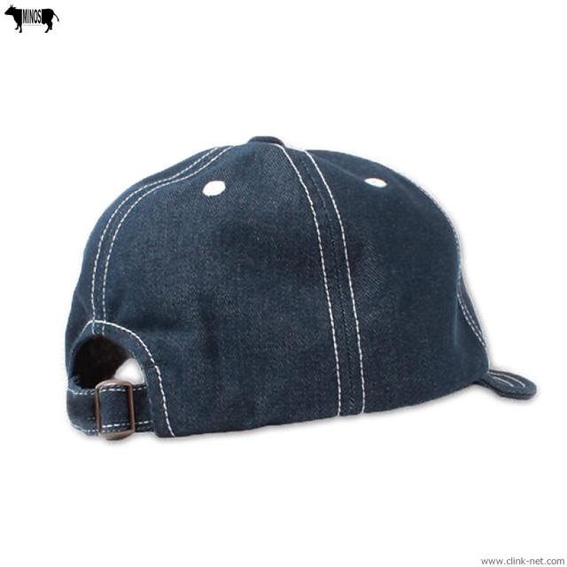 MINOS DENIM BALL CAP [MNS16-CP01]