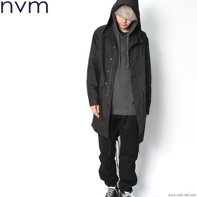 NVM MOD PARKA (BLACK) [NVM18A-JK01]