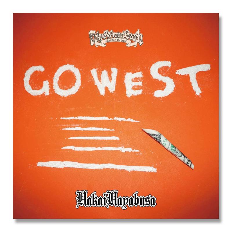 HAKAIHAYABUSA / Go West [DQC-1569]