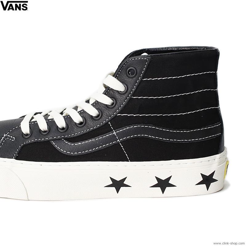VANS × WADE GOODALL SK8-HI 138 DECON SF BLACK/BLACK